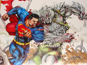 Death of Superman Doomsday gif | doomsday the ultimate admin may 15 2013 doomsday featured villains