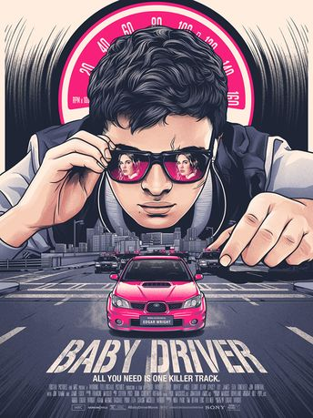 Baby Driver by Amien Juugo