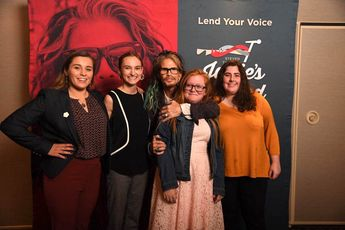 Aerosmith's Steven Tyler Donates $500K to Open Up Another Home for Abused and Traumatized Girls