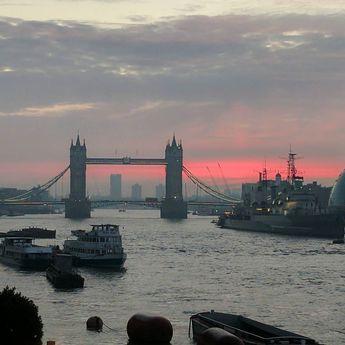 Good Morning #London #nofilter #tweet