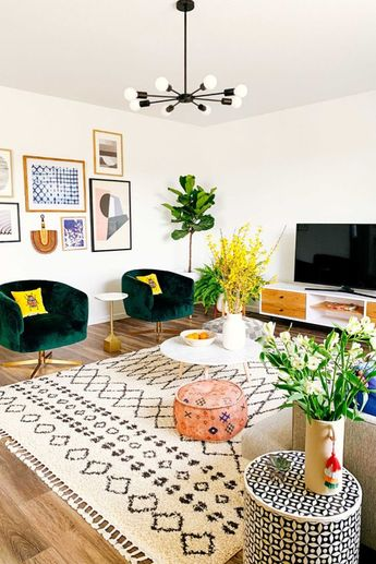 38 Good Ways To Decor Your Living Room