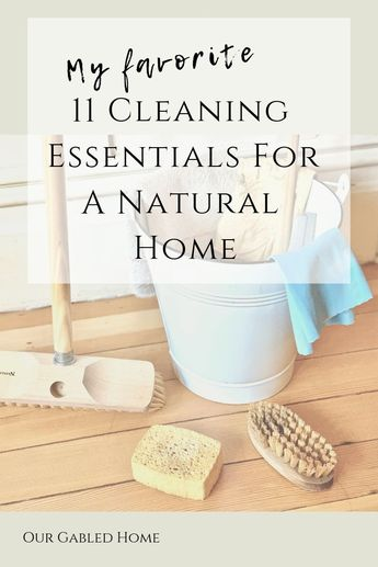 My 11 Favorite Natural Cleaning Essentials (1)