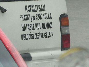 Bunları yapmayan Türk var mı