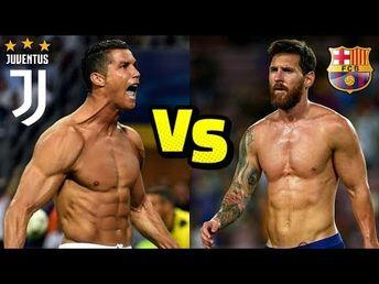 CRISTIANO RONALDO (Juventus) vs LIONEL MESSI (Barcelona) Transformation. Who is better?