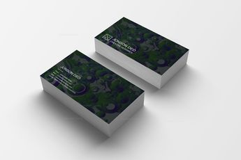 Different Style Business Cards 002502 - Template Catalog