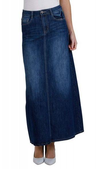 Denim Skirts For Women
