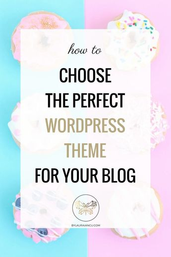 How to Choose the Perfect WordPress Theme for Your Blog or Business