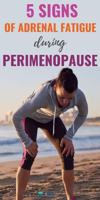 Perimenopause and fatigue - the adrenal fatigue connection. #perimenopause #perimenopausesymptoms #adrenalfatigue #adrenalfatiguesymptoms
