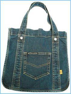45 Denim bags to inspiration...