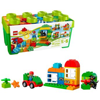 LEGO® DUPLO® My First All-in-One-Box-of-Fun 10572