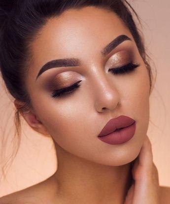 toutes les clés pour un maquillage parfaites pour les brunes
