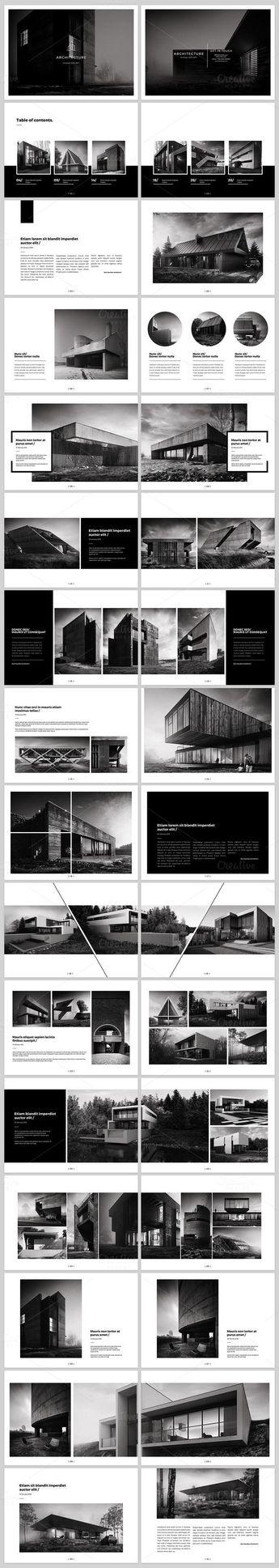 CM 627872 – Architecture Landscape Brochure More