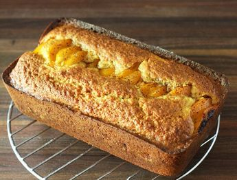 Peach Bread Recipe With Cobbler Flavors