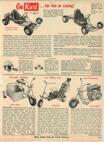 Details about Vintage 1960's Bug Spider Go-Kart & Flea Mini