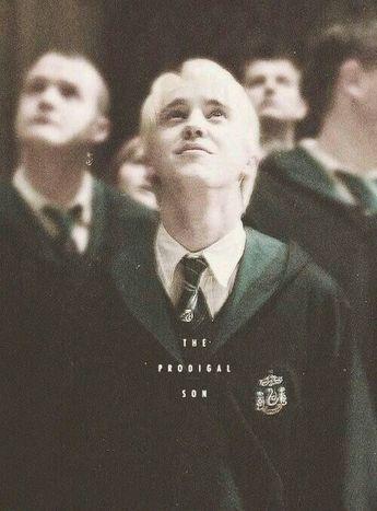 Draco Malfoy- the boy who had no choice