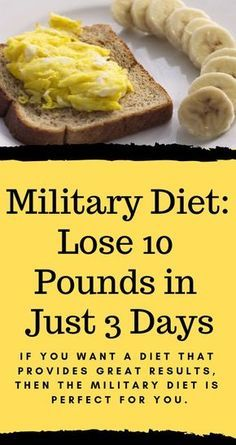 If you want a diet that provides great results, then the Military diet is perfect for you. #beauty #health #tips #remedies #diet