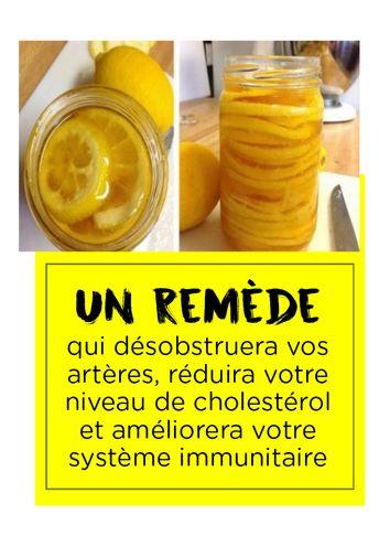 Un remède qui désobstruera vos artères, réduira votre niveau de cholestérol et améliorera votre système immunitaire