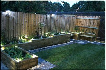 10 Lifted Garden Landscape Design Tips