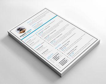 Easy Premium Resume Design - Graphic Templates