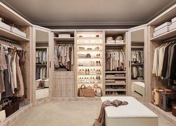 47 Stylish Luxurious Dressing Room Design Ideas