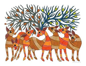 Rajendra Shyam | Touch the GOND