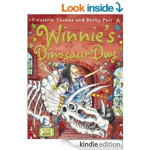 Winnie's Dinosaur Day (Winnie the Witch)