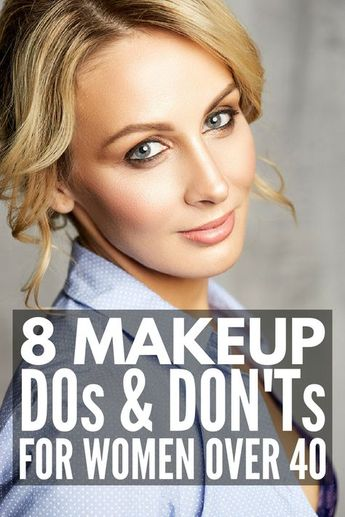 How to Look Younger with Makeup: Best Makeup for Women Over 40