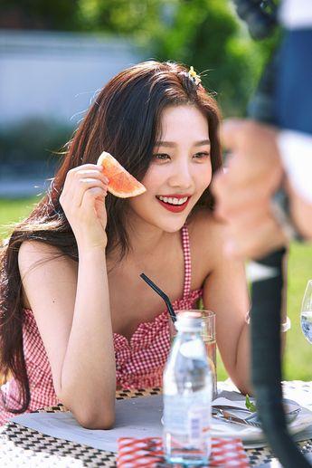 Red Velvet's Joy for cosmetics brand Espoir   HQ.