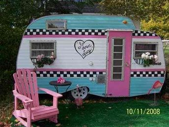 Awesome Vintage Camper Decorations Ideas : 20 Best Inspirations