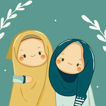 Unduh 960  Gambar Animasi Muslimah Sahabat  Gratis
