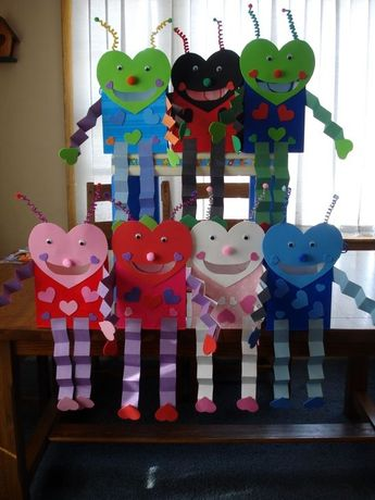 20+ Smart Valentines Day Crafts Ideas For Your Kids