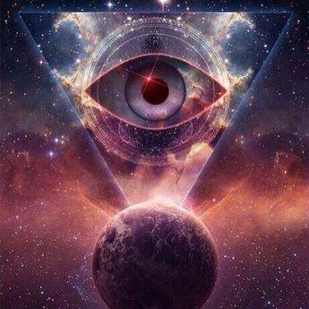 #illuminati Poster by Tyler McGath