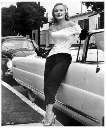 Florence MARLY '40-50 (2 Juin 1918 - 9 Novembre 1978)