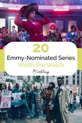 20 Emmy-Nominated Series Worth the Watch: The 71st annual Primetime Emmy Awards are set to air Sunday, September 22 on Fox, and here are the nominated series you might be a big fan of!