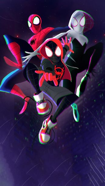Top Spiderman Wallpapers - PS4, Homecoming, Into the Spider-Verse - Update Freak