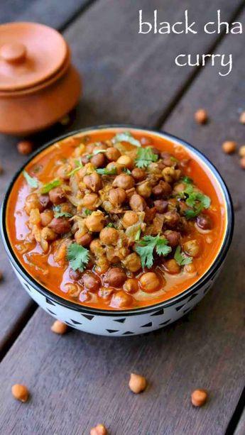 рецепт кала чана | рецепт чорної масали з шана | чорний нут каррі - #з #кала #каррі #масали #нут #рецепт #чана #Чорний #чорної #шана