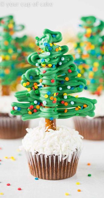 20 Best Christmas Cupcakes to Bake this festive season
