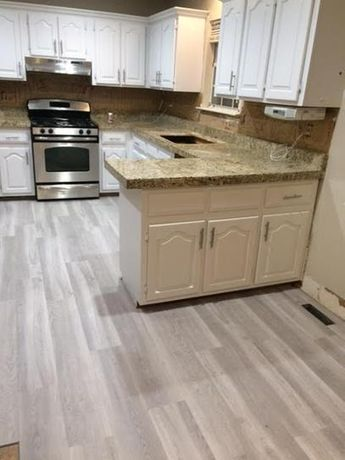 Home Decorators Collection 7.5 in. x 47.6 in. Coastal Oak Luxury Vinyl Plank Flooring (24.74 sq. ft. / case) 03918 at The Home Depot - Mobile