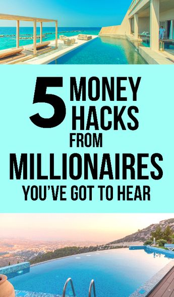 Money Saving Tips: These Millionaires Share How You Can Get Rich