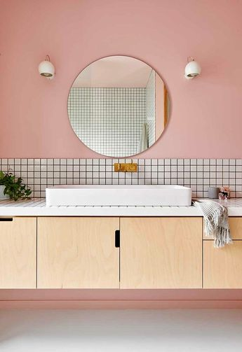 Decorando com a Si : Banheiros rosas