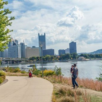 5 Easy Pittsburgh-Area Hikes
