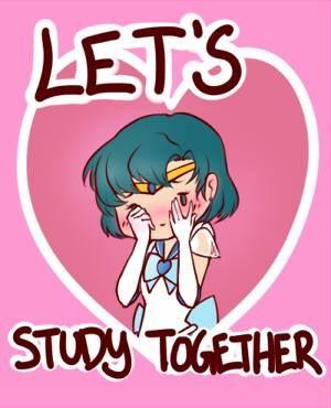 Sailor Moon Valentine's Cards