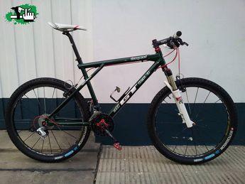 9e0eb96f47d Bicicleta GT TEMPEST,despiece. usada
