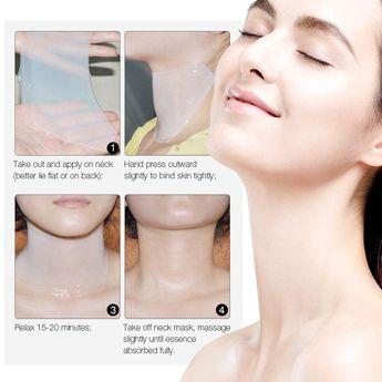 2pcs Collagen Neck Mask