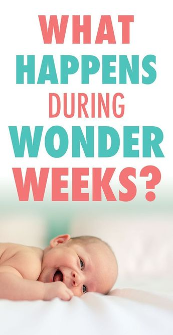 The Wonder Weeks: What You Need to Know About Them as a Parent