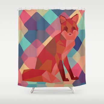 e71f06a86637 Amazon.com: Society6 - River Otter Shower Curtain by Animal