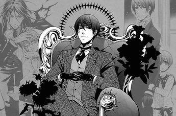 Vincent Phantomhive | Kuroshitsuji