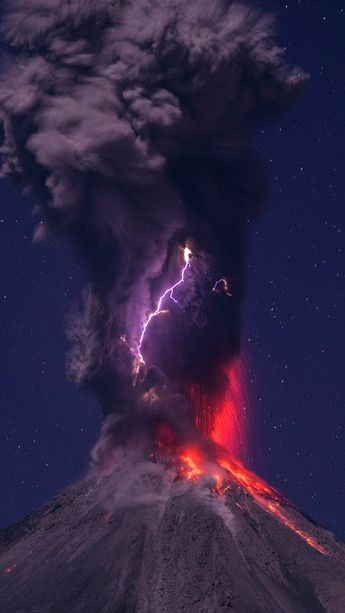 Volcano..the power of nature