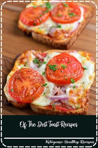 Often rush out of the door with some toasts on hand? There is a simple solution. Double the nutrition of the toasts. Topping them with ham, sausage, avocado salsa, eggs, fresh fruits, veggies (and cheeses) or any other favorite topping that was prepared the night before or is ready to serve in less than 10 …