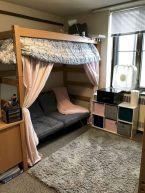 80 Fantastic Small Apartment Bedroom College Design Ideas and Decor (20